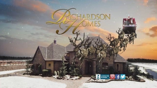 Richardson Homes: Santa