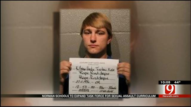 Norman Schools To Expand Task Force For Sexual Assault Curriculum