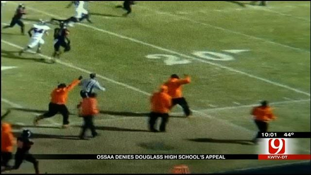 Douglass, Locust Grove Game Will Not Be Replayed, Board Votes