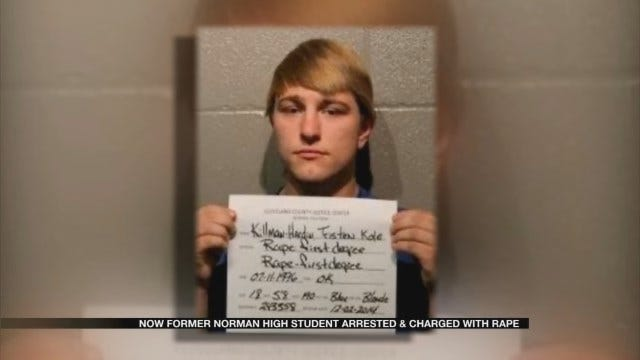 Charges Filed Against Former Norman HS Student Accused Of Rape