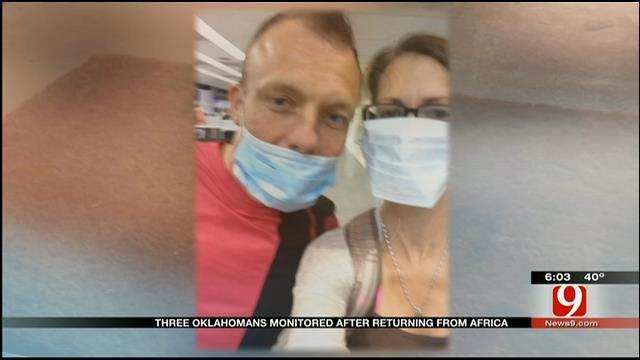 OKC Health Department Monitoring 'Asymptomatic Traveler'