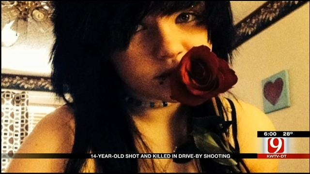 Authorities Arrest Drive-By Shooting Suspect For Moore Teen's Murder