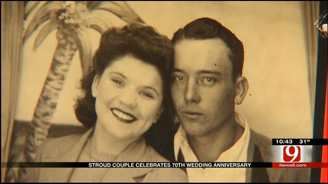 Stroud Couple's Love Spans Seven Decades And Counting