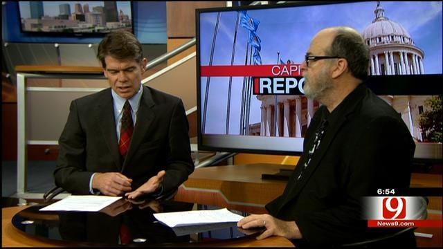 Capitol Report: Pat McGuigan