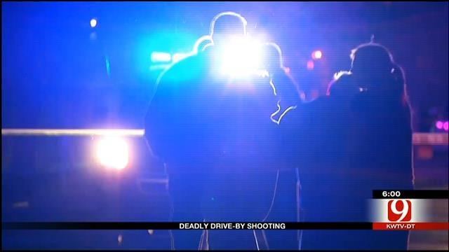 Sleeping Girl Killed In Moore Drive-By Shooting