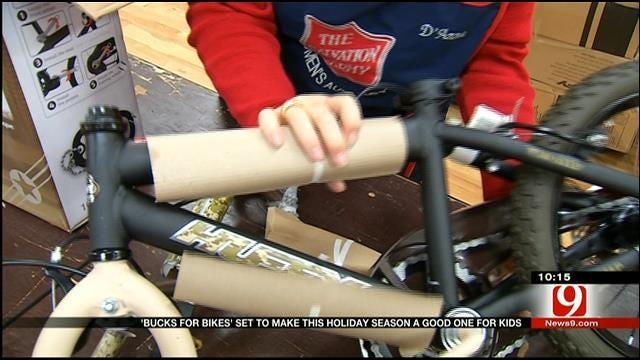 Volunteers To Assemble Bikes For Metro Kids