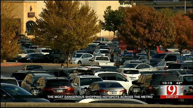 Oklahoma City's Most Dangerous Shopping Malls