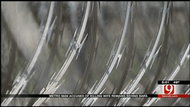 Affidavit: OKC Man Accused In Wife's Death Was Having An Affair
