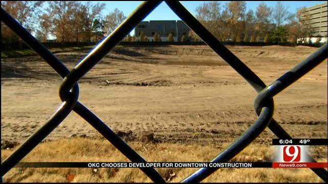OKC Chooses Developer For Downtown Construction