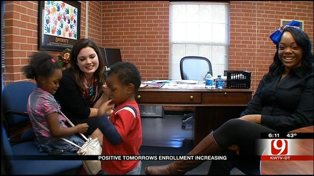 Homelessness On The Rise And One OKC School Is Living Proof