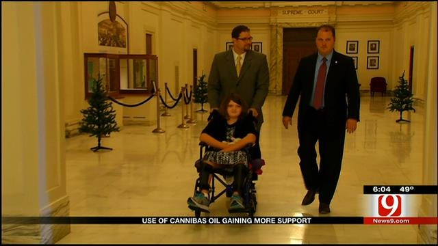 Legalizing Non-Intoxicating Cannabis Oil Gaining Momentum At Capitol