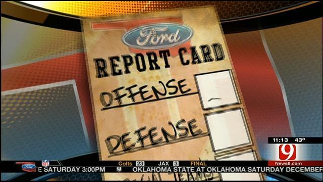 Oklahoma Report Card, Stoops Conversation