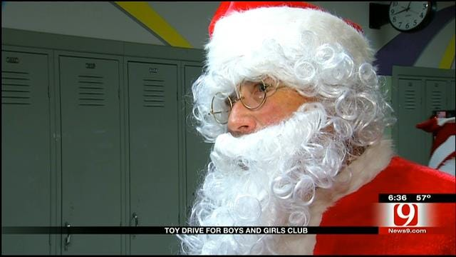 OKC PTA Members Collect Toys For Kids