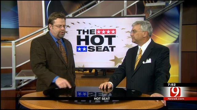 The Hot Seat: Senator Brian Crain