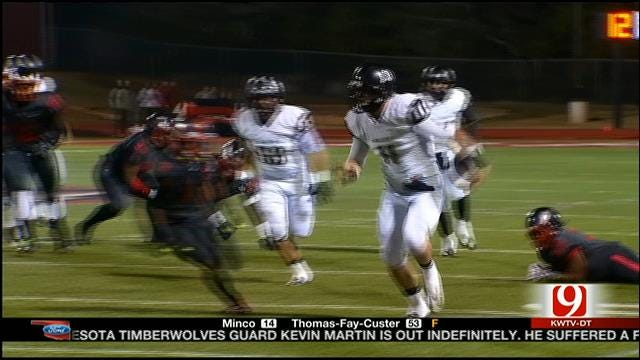 News 9 Game of the Week: McAlester vs. Del City