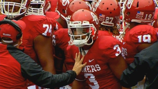Sooner Spotlight: Wide Receiver Sterling Shepard