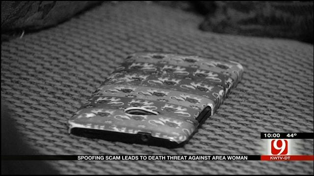 'Spoofing' Scam Leads To Death Threat Against Metro Woman