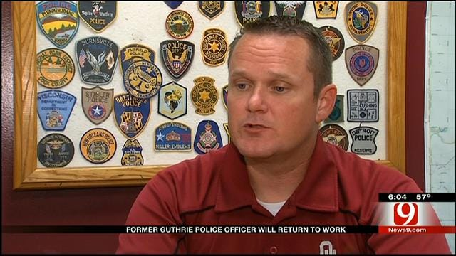 Guthrie Officer, Accused Of Unconstitutional Arrest, Cleared Of Any Wrongdoing
