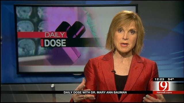 Dr. Bauman: Virus Or Strep Throat?