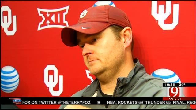 Heupel Noncommittal As To Sooners' Starting QB