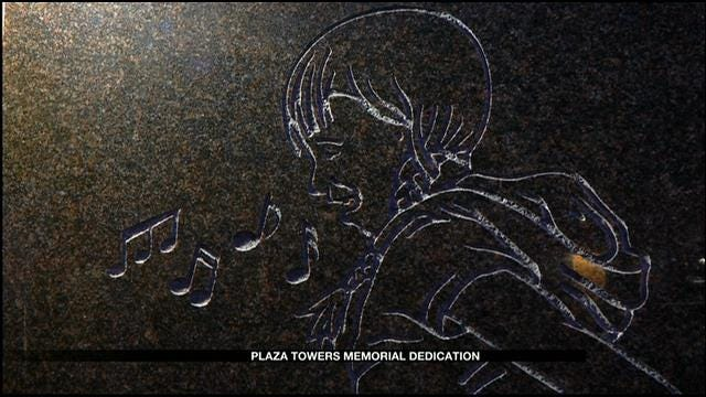Plaza Towers Memorial Captures Lives Lost