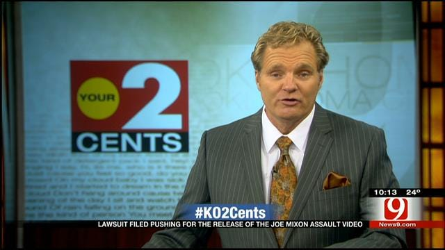 Your 2 Cents: Lawsuit Filed To Release Mixon Assault Tape