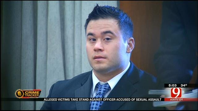 Victims Testify Against OKC Officer Accused Of Sexual Assaults