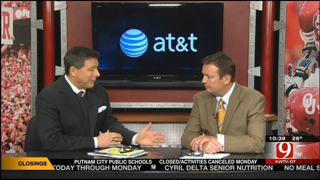 Oklahoma Football Report Card, Stoops Conversation