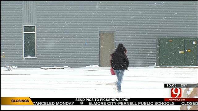 City Rescue Mission Sees Influx Of People With Snowy Weather