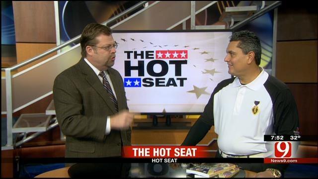 The Hot Seat: Major Ed Pulido