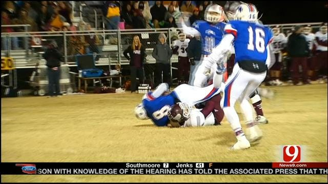 News 9 Game of the Week: Christian Heritage vs. Perry