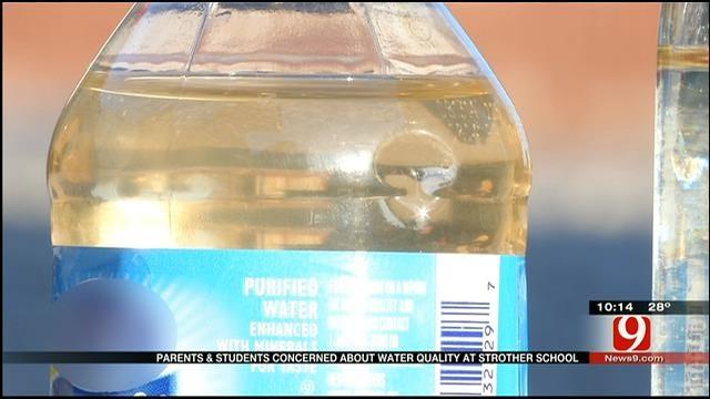 Parents And Students Concerned About Water Quality At Strother School