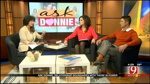 Ask Donnie: Relationship Boundaries