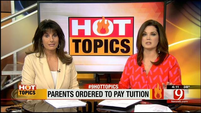HOT TOPICS: Daughter Sues Parents Over Tuition
