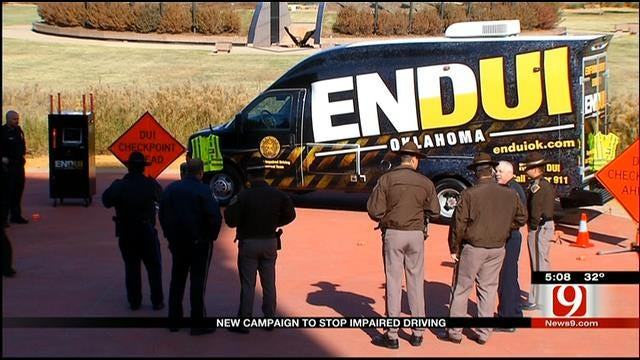Fallin Starts New Campaign Targeting Impaired Driving