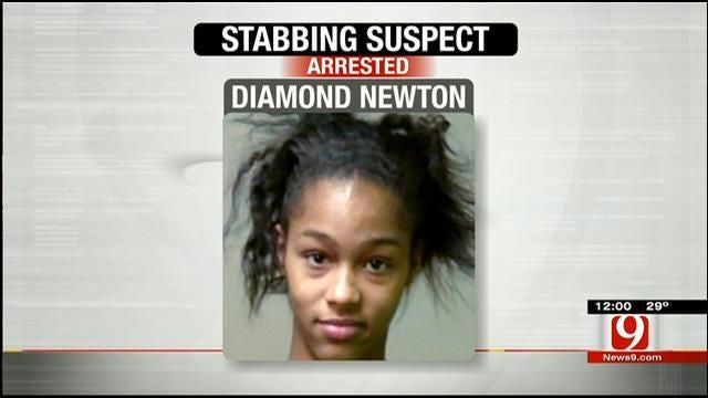 Police Arrest Suspect In NW OKC Stabbing