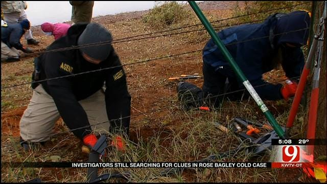 Stephens County Investigators Still Searching For Clues In 8-Year-Old Cold Case