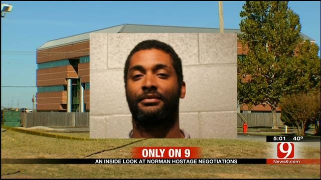 New Details On Suspect In Norman Hostage Situation