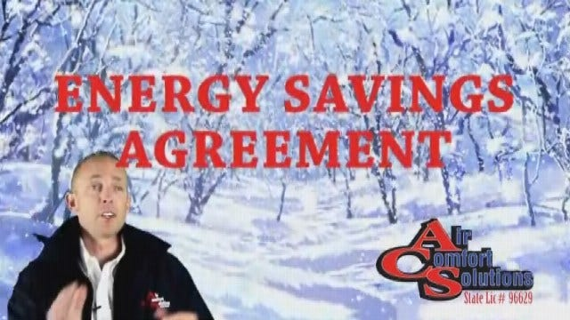 Air Comfort Solutions: Energy Savings