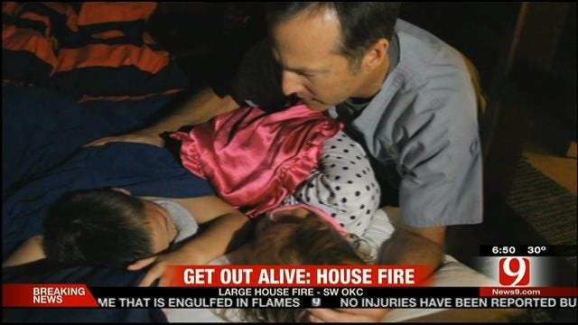 Get Out Alive: Will Fire Alarms Wake Up Your Children During House Fire?