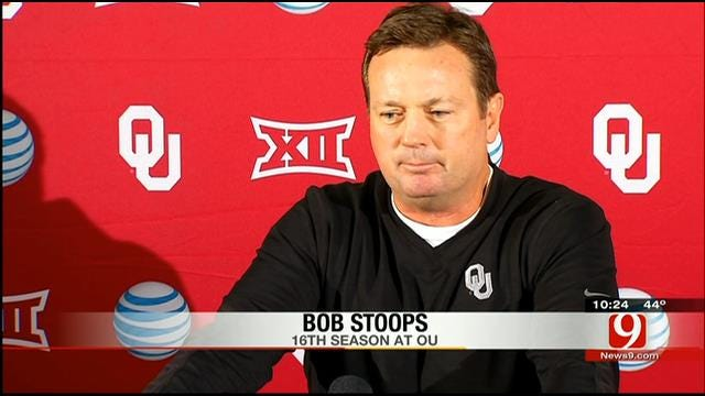 Stoops Not Worried About Opinions On Socia Media