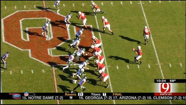 Oklahoma Football Wrap Up