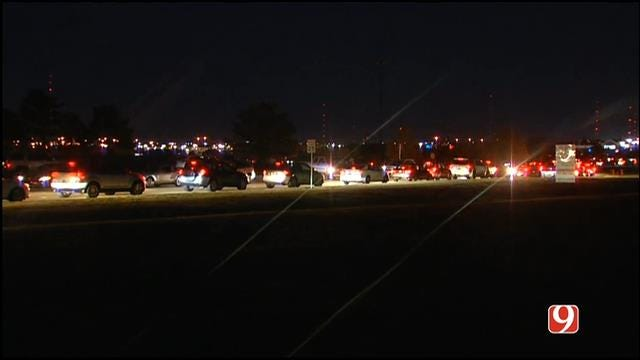 Bumper-To-Bumper Traffic After Quail Springs Outage