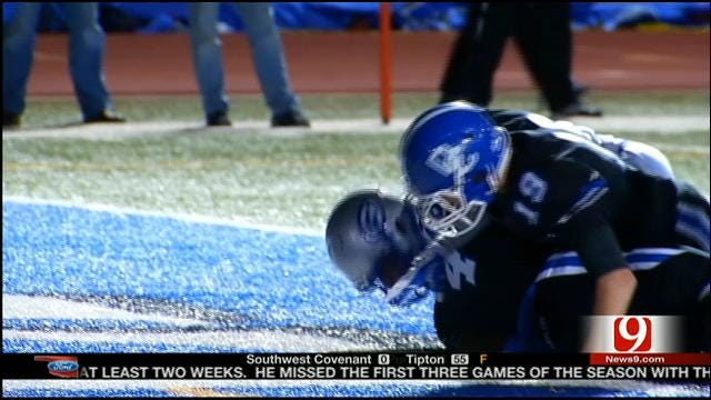 News 9 Game of the Week: Deer Creek vs. Guthrie