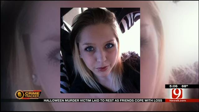 OKC Halloween Murder Victim Laid To Rest, Friends Cope With Loss
