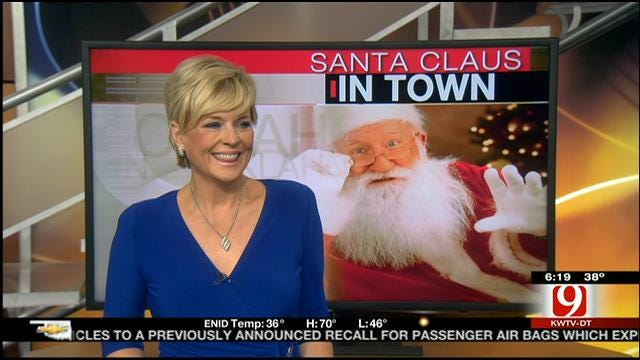 Ready Or Not: Santa Claus Is Coming To Town