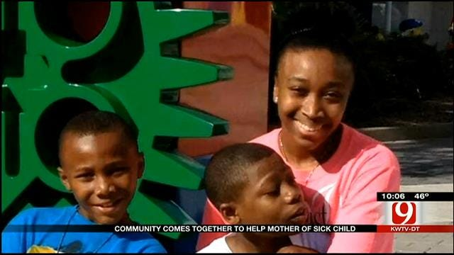 Metro Community Comes Together To Help Mother Of Terminally Ill Child