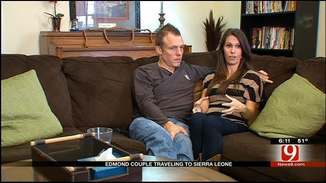 Edmond Missionaries Head To Ebola-Stricken County