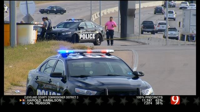 911 Call Made By Woman During OKC Shootout Released