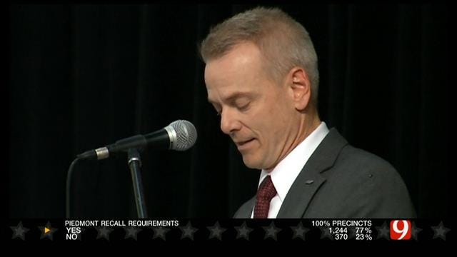 Steve Russell Wins OK 5th District Congressional Seat
